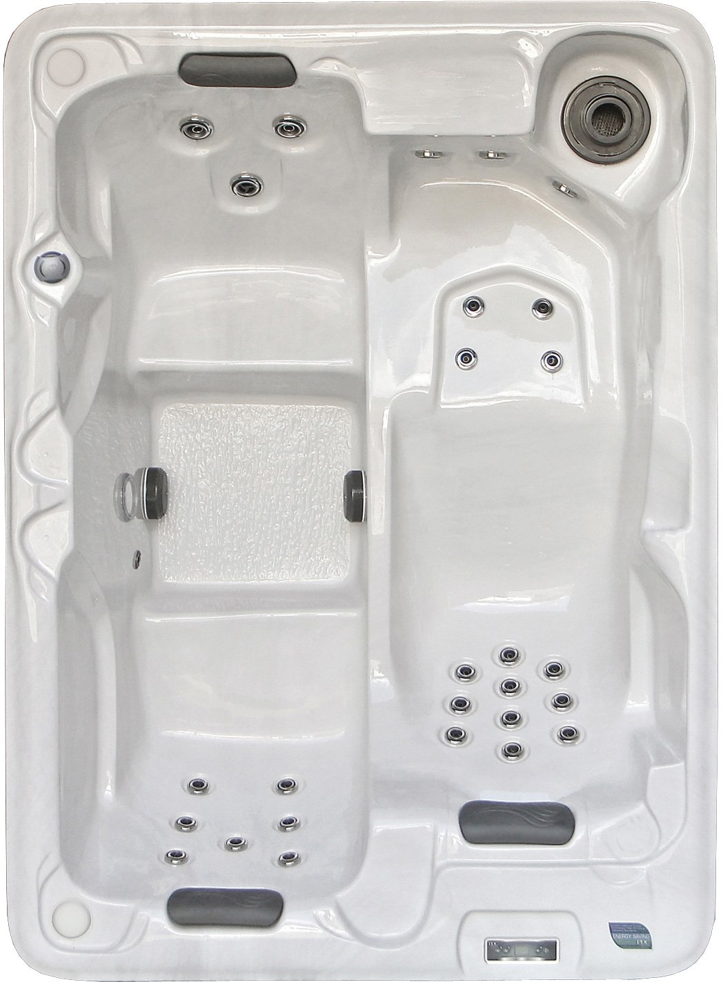 mirage 3 person hot tub