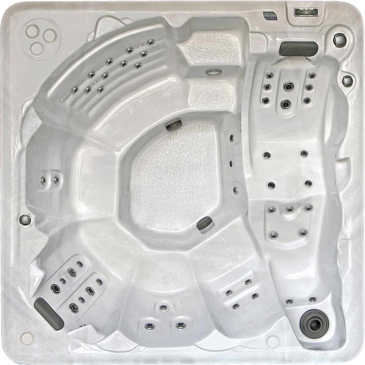 mystic 6 person hot tub