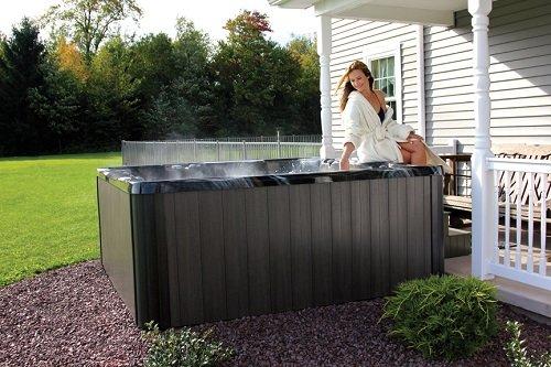 PDC Spas premium hot tubs