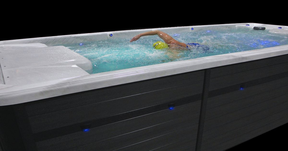 Swim Spas: Propulsion vs. Jetted