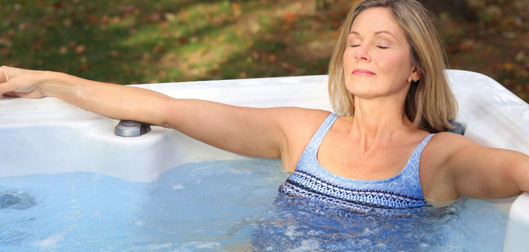 Reduce Stress Swim Spa Benefits