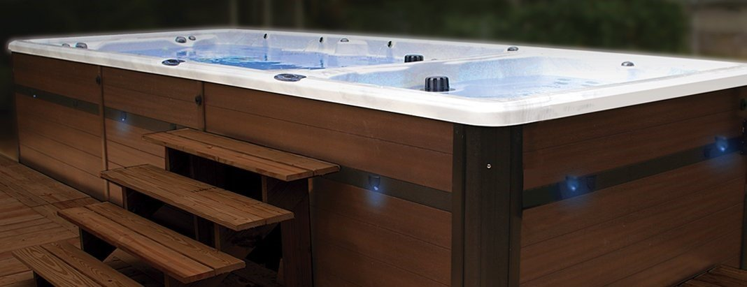 Reliable and Efficient Swim Spas