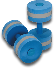 Hot Tub Weight Exercise