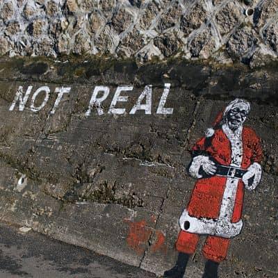 Santa as a brand