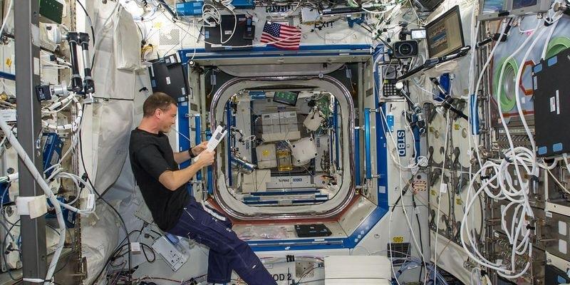 Handling Isolation Like an Astronaut