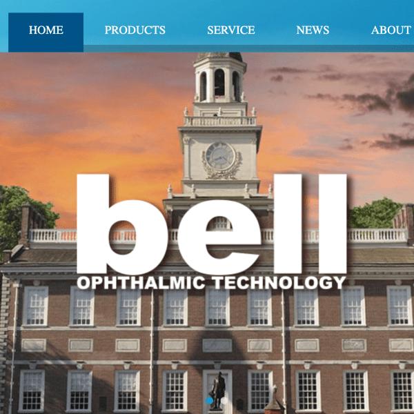 ophthalmology distributor website