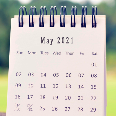 medical observances in May