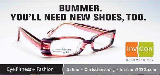 optometrist ad campaign