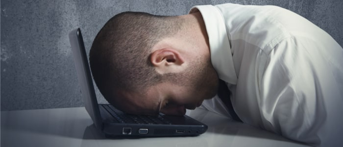 Website design problems start before code is written