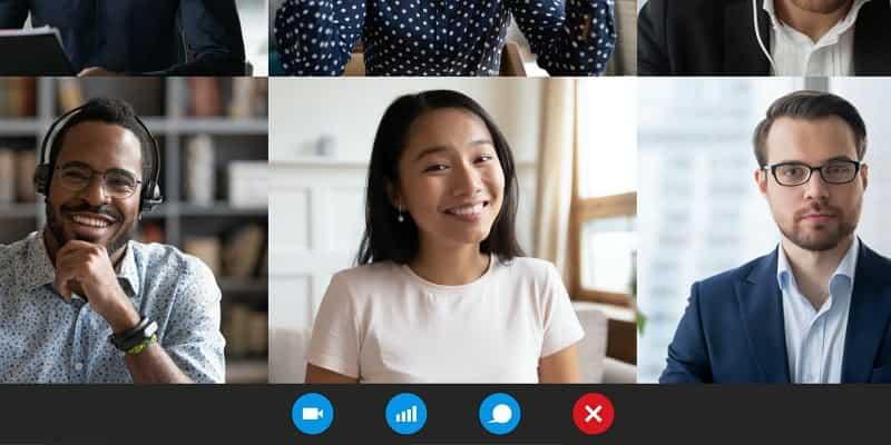 engaging virtual presentations