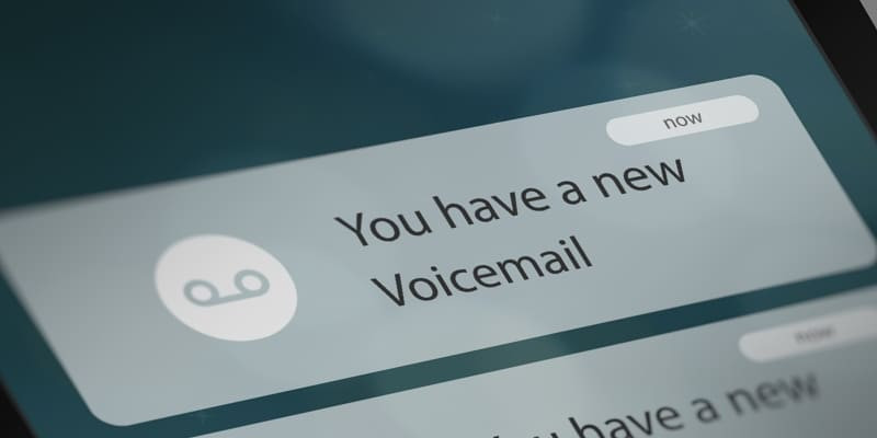 Voicemail no longer welcome