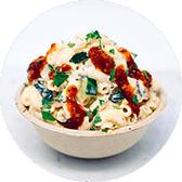 Punjabi Mac™ (Gluten Free & Vegan)