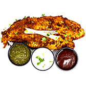 Swai Fish Fry (Gluten Free)