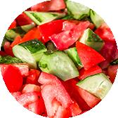Cucumber Tomato Mix