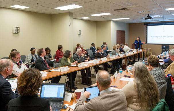 Regional leaders chart new directions for improving community health