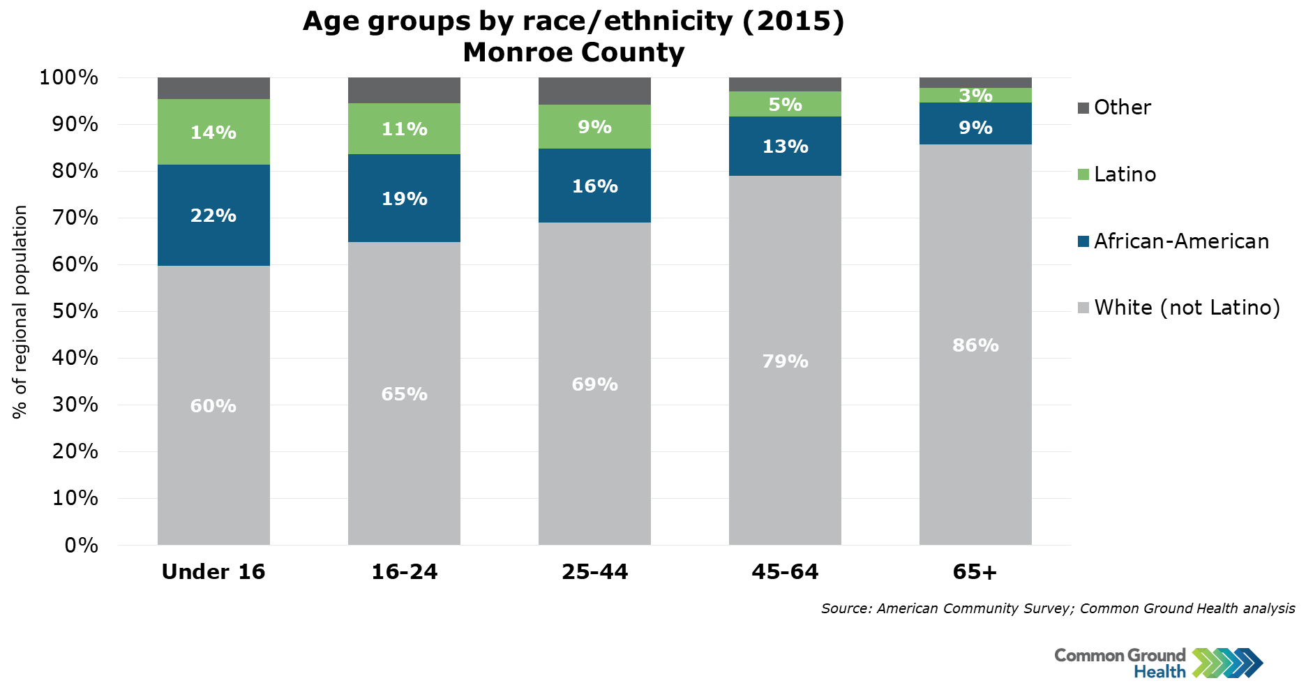 Age Group by Race/Ethnicity