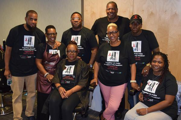 Hair and Health Symposium educates barbers, stylists and the community