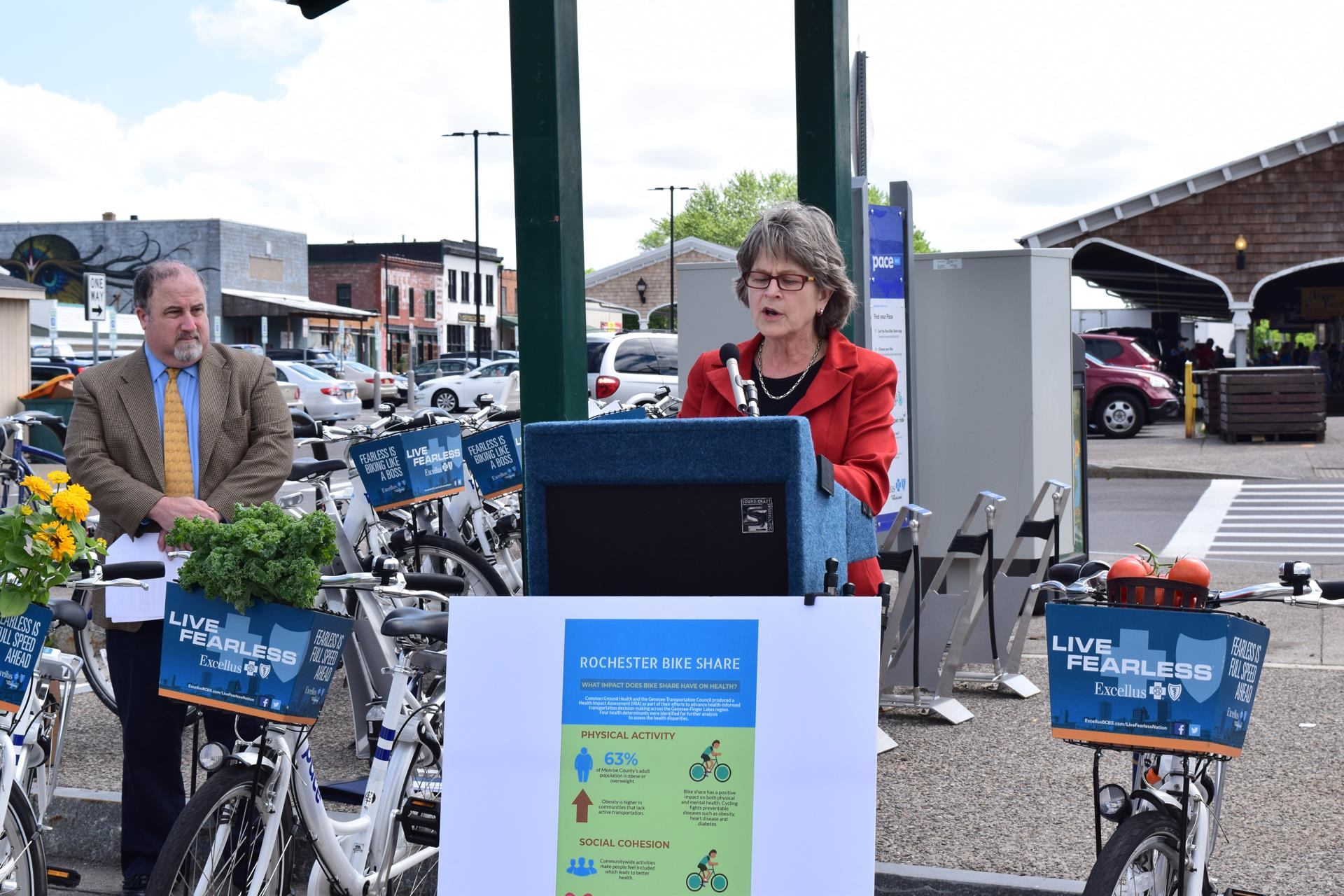 Bike share could improve public health, study finds