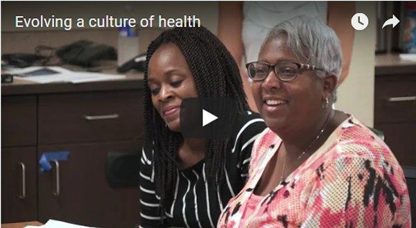 Video: Evolving a culture of health