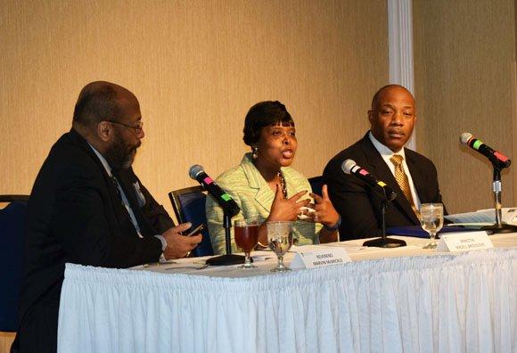 IHMC panel discussion