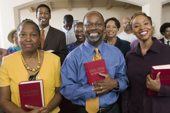 Leadership Needed from the African-American Faith-Based Community