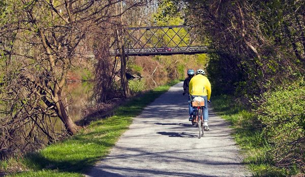Take the Erie Canalway trail survey