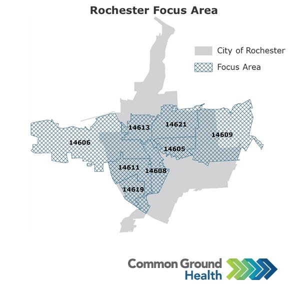 Rochester Focus Area