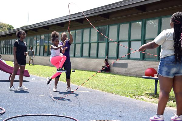 Rochester Kids and adults reclaimed their neighborhood for play