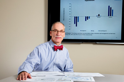 Dr. Mahoney is retiring; transformed primary care