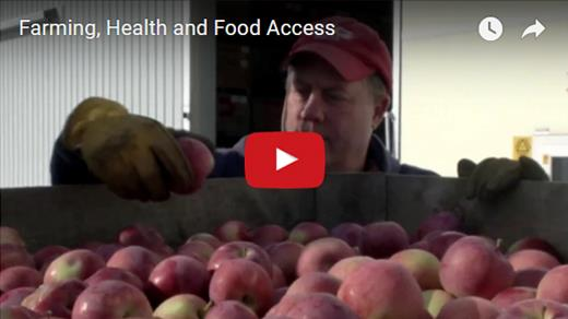 New video sheds light on food access challenges