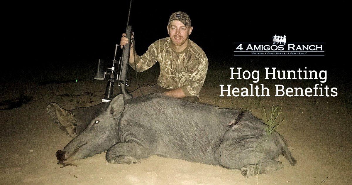Hot Hunting Health Benefits