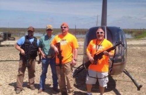 Exotic Hunts in Texas