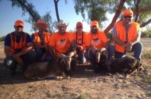 Ram Hunt in TX