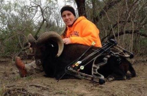 Hunt in Texas