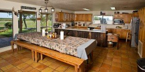 Kitchen - Lodge