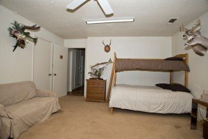 Hunting Lodge Bedrooms