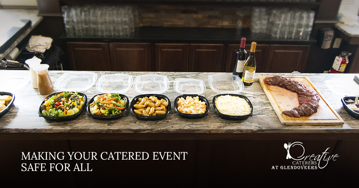 Making Your Catered Event Safe for All