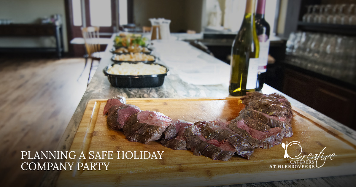 Safe Holiday Catering in Rochester and Western NY