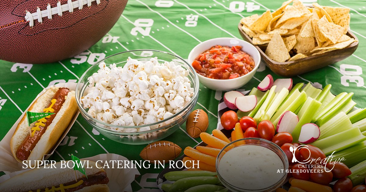 Professional Catering For Rochester Ny Superbowl Parties
