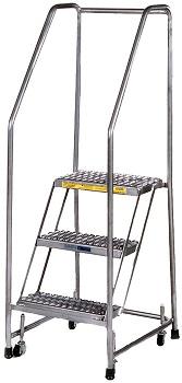 Industrial Stainless Steel Ladder