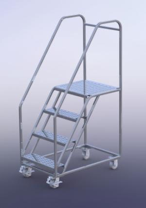 Clean Room Ladder