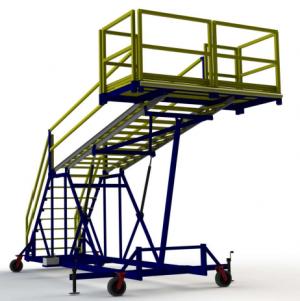 FRP Composite B2 Stand