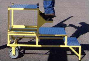 Multi-Purpose Maintenance Stand NSN 1730-01-572-4242
