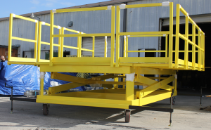 Wing Access Stand