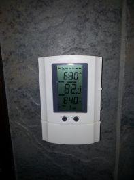 tile thermostat