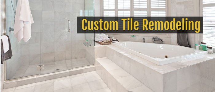 Clever Tile Home Remodeling Ideas