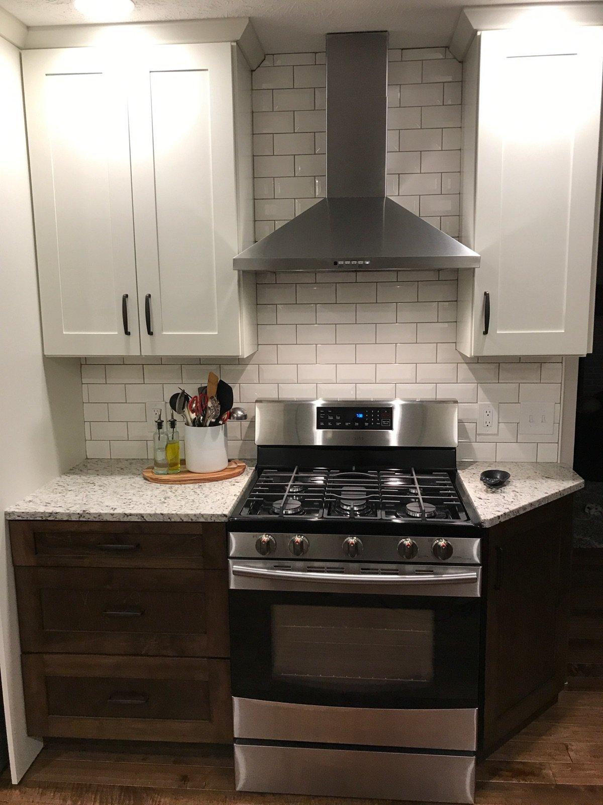 Kitchen Backsplash | Custom Kitchen Tile Rochester NY