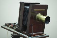 circa 1890 Ross-Petzval lens