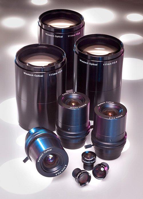 Finite Conjugate Lenses