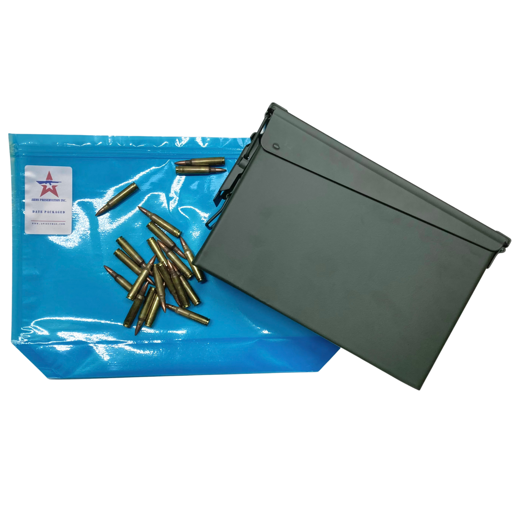 .30 Cal Ammo Can Liner